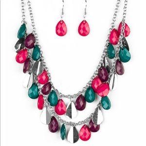 Colorful Paparazzi Necklace